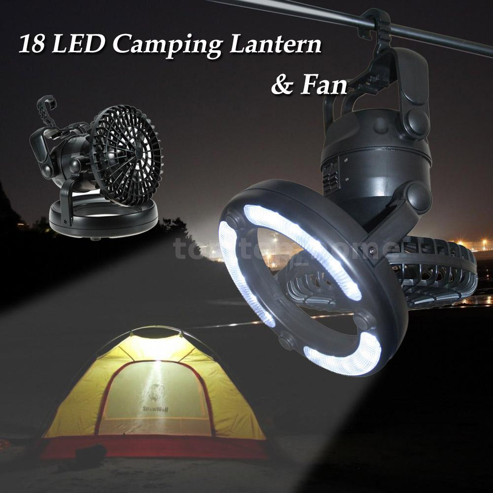 how to connect led lights to battery camping